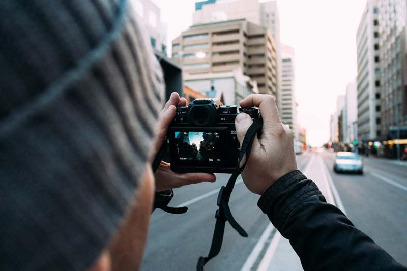 professionelle Fotografie konkurrenz
