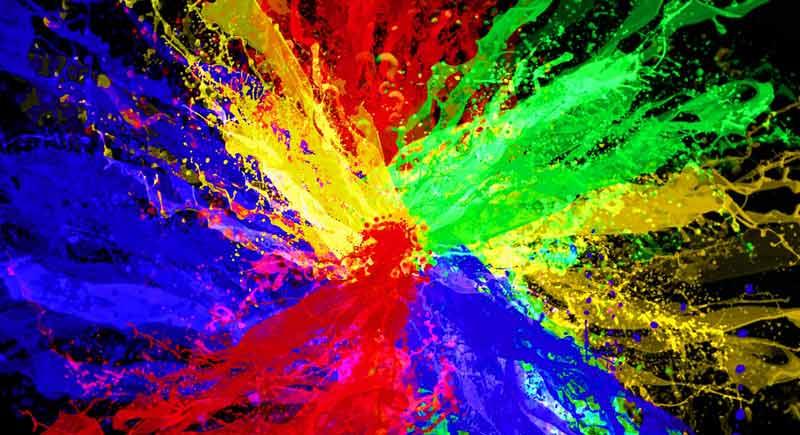 sRGB vs AdobeRGB Farbraum Print Bearbeiten